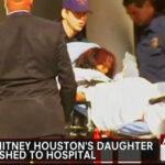 Hija de Whitney Houston consumió alcohol y drogas antes del coma