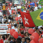Brasil: Miles de manifestantes marchan en apoyo de Dilma Rousseff y Lula
