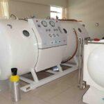 Pisco: Entregan cámara hiperbárica a hospital