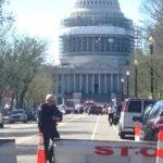 EEUU: Balacera en el capitolio deja un policía herido (VIDEO)
