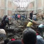 México: Derrumbe en catedral en construcción deja 4 muertos y 19 heridos
