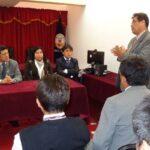 Huanta: CNM supervisa juzgados y fiscalías