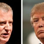 Nueva York: Alcalde advierte que Donald Trump es racista y un peligro