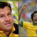 Dunga descarta a Marcelo para enfrentar a Uruguay y Paraguay