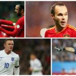 """UEFA: Invitan a aficionados a elegir """"el once histórico"""" de la Eurocopa"""