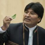 Bolivia: Evo anuncia producción de medicamentos a base de coca