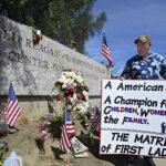EEUU: Comienza despedida pública a la exprimera dama Nancy Reagan