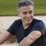 """George Clooney: """"Amo mi pelo gris y mis arrugas"""""""