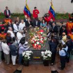 Venezuela: Presidentes inician homenaje a Chávez a 3 años de su muerte