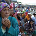 Indonesia suspende alerta de tsunami emitida por seísmo de 7.8 grados