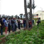 INIA: Estudiantes se informan sobre semillas de calidad