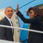 Obama parte junto a su familia en su histórico viaje a Cuba