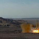 """Irán disparó dos nuevos misiles con el mensaje """"Israel debe desaparecer"""""""