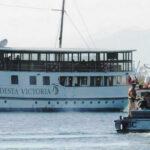 Familia Obama navegó por el lago Nahuel en su visita a la Patagonia
