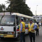 Lima: Envían al depósito coasters con más de un millón de soles en multas