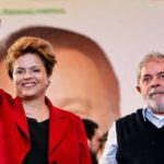 Brasil: Rousseff visita a Lula un día después del interrogatorio