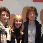 Rolling Stones: Mick Jagger y Ronnie Wood en restaurante de Gastón