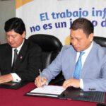 MTPE y FPF se unen para luchar contra el trabajo infantil