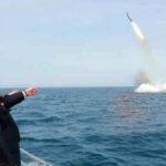 Corea del Norte desafía a la ONU y dispara un misil balístico al mar