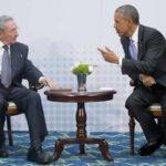 Cuba: Se inicia reunión bilateral entre Raúl Castro y Barack Obama