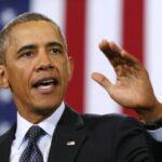 """Barack Obama rechaza """"retórica vulgar y divisiva"""" en campaña presidencial"""