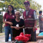 ONAGI entrega ayuda a damnificados en Tumbes y Trujillo