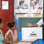 ONPE: Miembros de mesa en segunda vuelta serán los mismos del 10 de abril