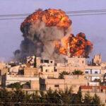 Siria: Aviones rusos apoyan avance de tropas de Al Assad hacia Palmira