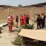 Huachipa: Dos obreros mueren cuando limpiaban pozo