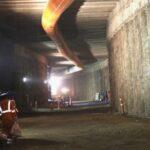 Túnel Benavides: Construcción registra avance del 74 %