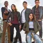 Power Rangers: Primera imagen de los nuevos héroes