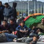 Macedonia: Parlamento amplía hasta fin de año el cierre de sus fronteras