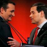 EEUU: Ted Cruz y Marco Rubio buscan sacar de carrera a Donald Trump