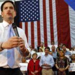 Marco Rubio gana las primarias republicanas en Puerto Rico