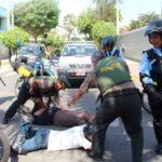 Semana Santa: Refuerzan seguridad en San Isidro