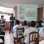 Junín: Capacitan a madereros en Ley Forestal