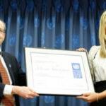 ONU suspende a María Sharapova como embajadora de buena voluntad