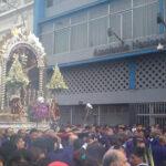 Semana Santa: Señor de los Milagros bendice sede de la ANP