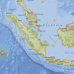 Indonesia emite alerta de tsunami por seísmo de 7.9 grados en Sumatra