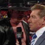 The Undertaker lanza amenazas a Vince McMahon