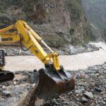 Carretera Central: Aceleran trabajos de limpieza y enrocado