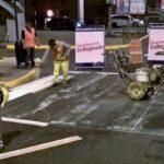 Lima: Realizan mantenimiento en vías y puentes