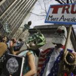 EEUU: Marchas de protesta contra Donald Trump en Nueva York y Phoenix