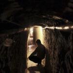 México: Descubren túnel de 20 metros para robar un banco