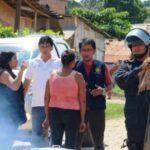 Ucayali: Más de 20 detenidos durante paro indefinido