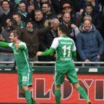 Bundesliga: Claudio Pizarro anota en goleada del Werder Bremen