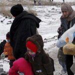 Comisario DDHH: Mujeres y niños refugiados ya superan a hombres