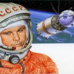 Efemérides del 9 de marzo: nace el cosmonauta Yuri Gagarin