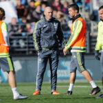 """Zidane: """"El Sevilla tiene bajas pero es un rival muy fuerte"""""""