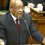 Sudáfrica: Presidente Zuma pagó su casa con dinero público